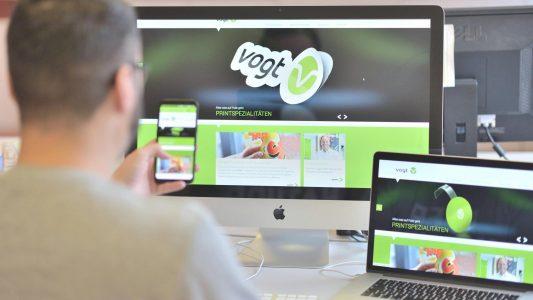 Vogt Webscreen