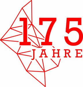 175 Jahre Sparkasse Werra-Meißner Logo