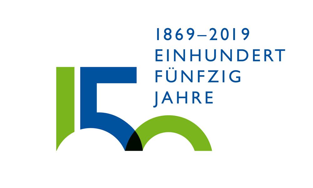 Bernecker 150 Jahre Logo