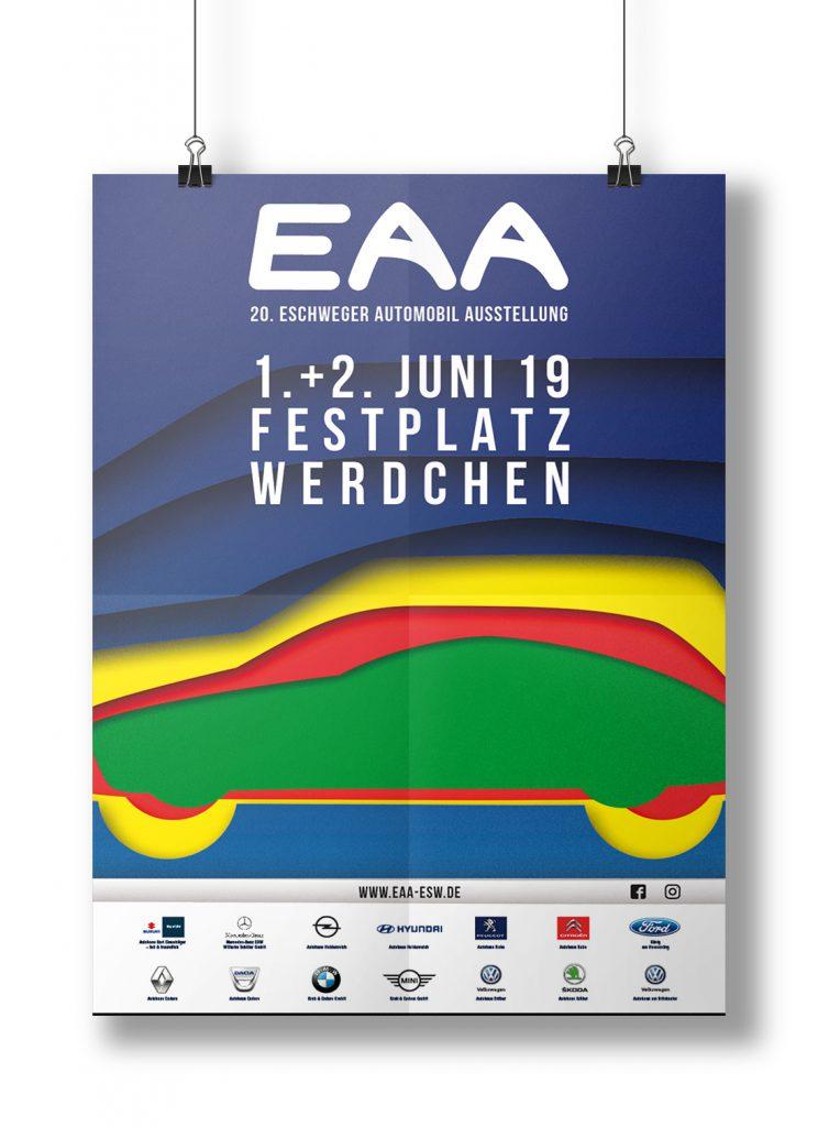 EAA Eschwege Plakat