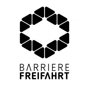 Logo Barriere Freifahrt