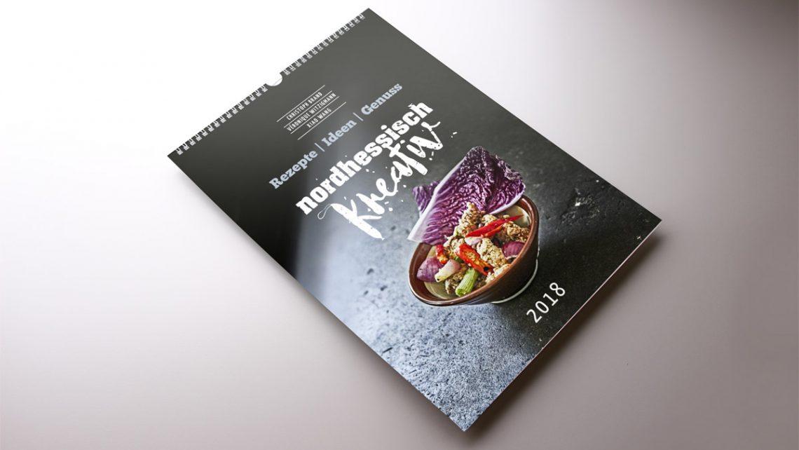 Nordhesisch kreativ Kalender 2018