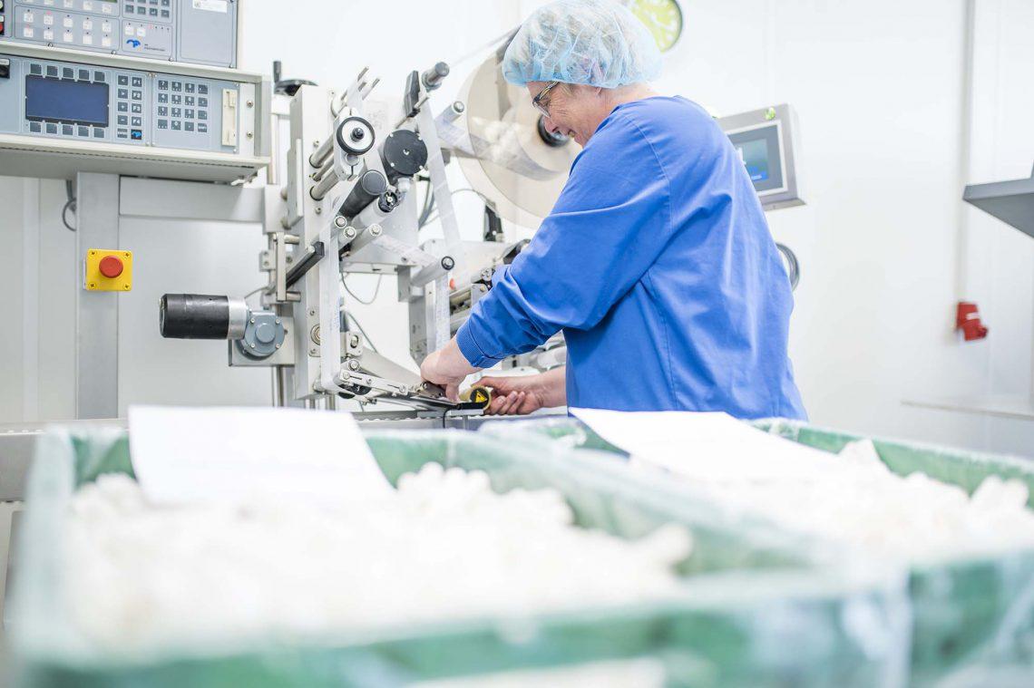 Ryma-Pharm Produktion