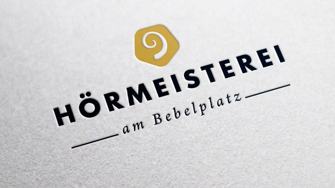 Logo Hörmeisterei