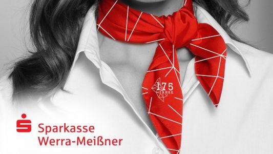 Sparkasse Werra-Meissner Halstuch