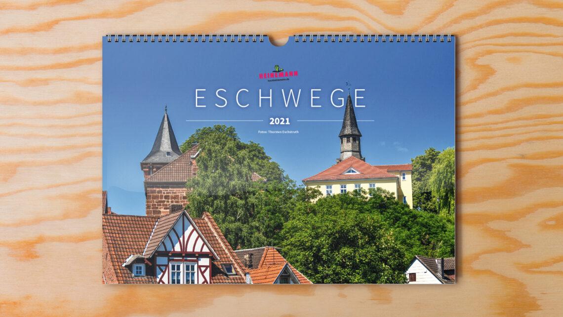 Eschwege Kalender 2021 Titel