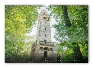 Eschwege Kalender 2021 Bismarckturm