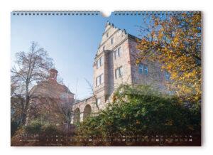 Eschwege Kalender 2021 Landgrafenschloss