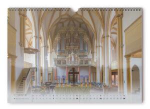Eschwege Kalender 2021 Marktkirche St. Dionys