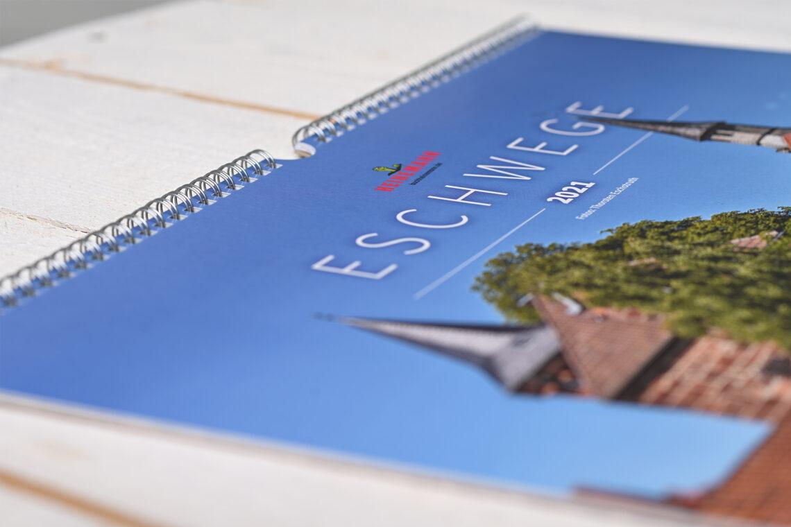 Eschwege Kalender 2021 Titelansicht