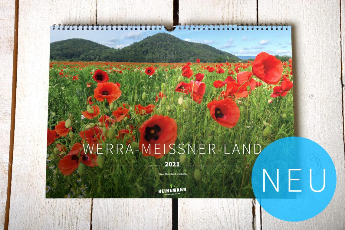 Neu Werra Meißner Land Kalender 2021