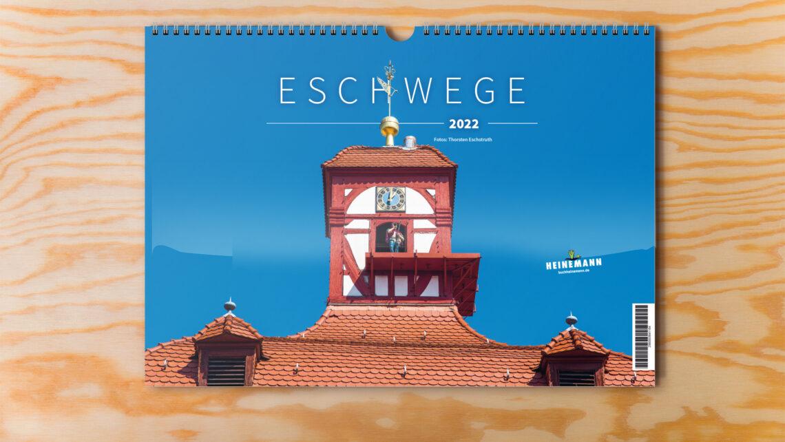 Eschwege Kalender 2022 Titel