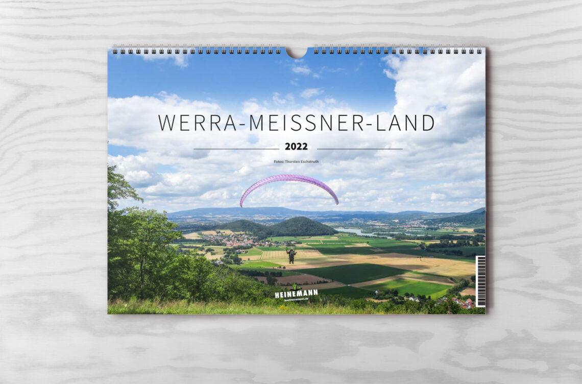 Werra Meissner Kalender 2022