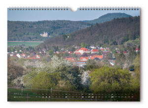 Eschwege Kalender 2022 April