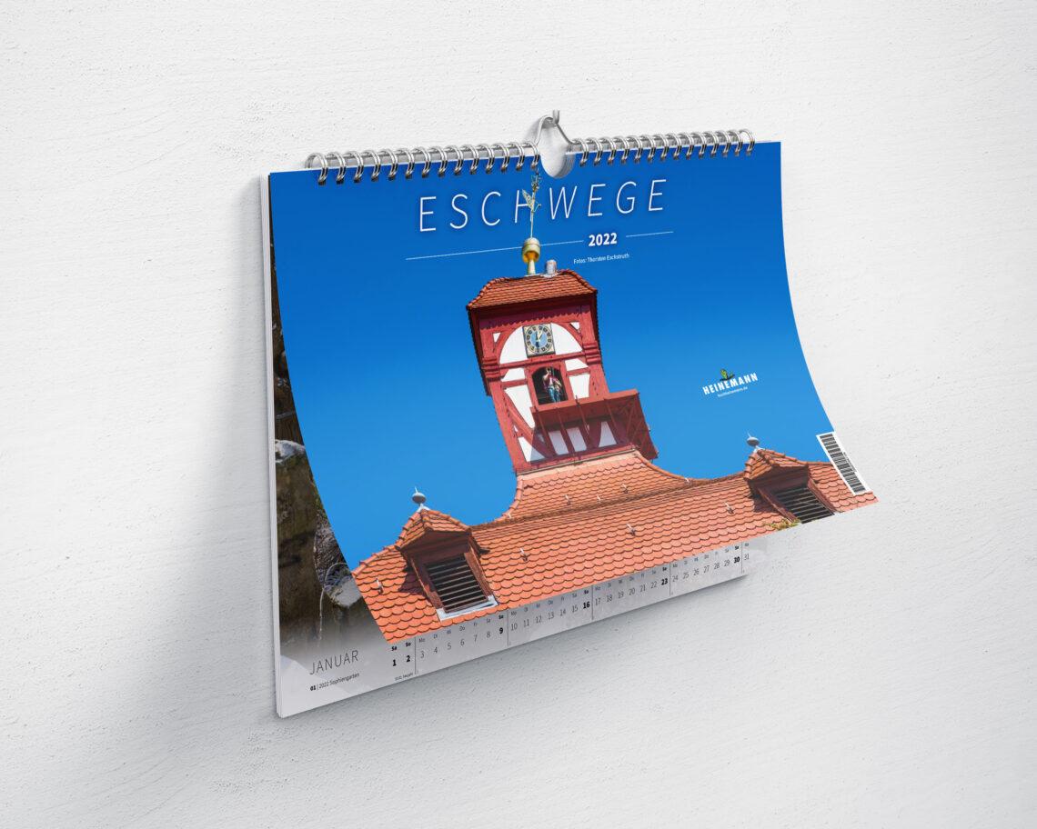 Eschwege Kalender 2022